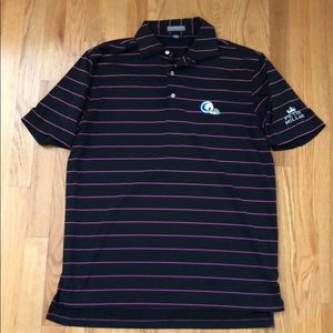 Peter Miller Golf Channel Men's Polo Size M